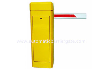 चीन 3S/6S Customizable Powder Coating Automatic Barrier Gate for School, Hospital, Living Area, Government फैक्टरी