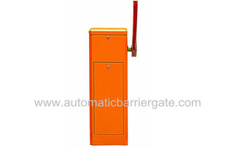 AC220V / AC110V Powder Coating Customizable Economic Automatic Barrier Gate Outdoor or Indoor 3s-6s