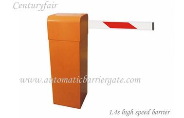 चीन 1.4s Heavy Duty High Integration Customizable Reliable Powder Coating Automatic Traffic Barrier Gate फैक्टरी