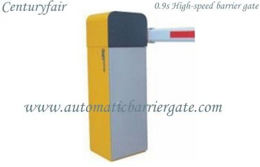 चीन 3.2s Heavy Duty High Integration Customizable Reliable Powder Coating  Automatic Traffic Barrier Gate फैक्टरी
