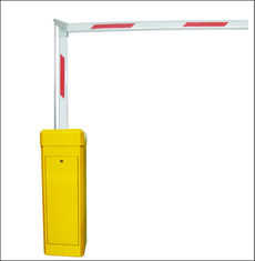 चीन 3S/6S Customizable Reliable Powder Coating Automatic Barrier Gate for School, Hospital, Living Area, Government फैक्टरी