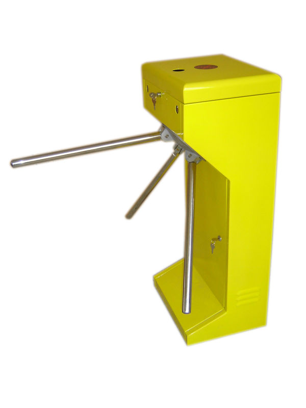Vertical Stainless Steel Tripod Turnstile Gate For Park or Airport आपूर्तिकर्ता
