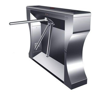 Intelligent Electrical Stainless Tripod Turnstile For Bus Station आपूर्तिकर्ता