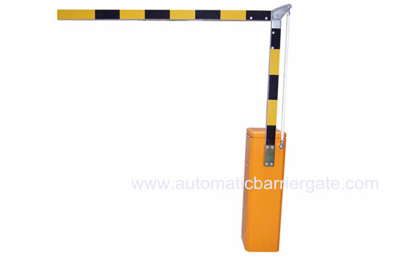 3S/6S Customizable Powder Coating Economic Automatic Barrier Gate for School, Hospital, Living Area, Government आपूर्तिकर्ता