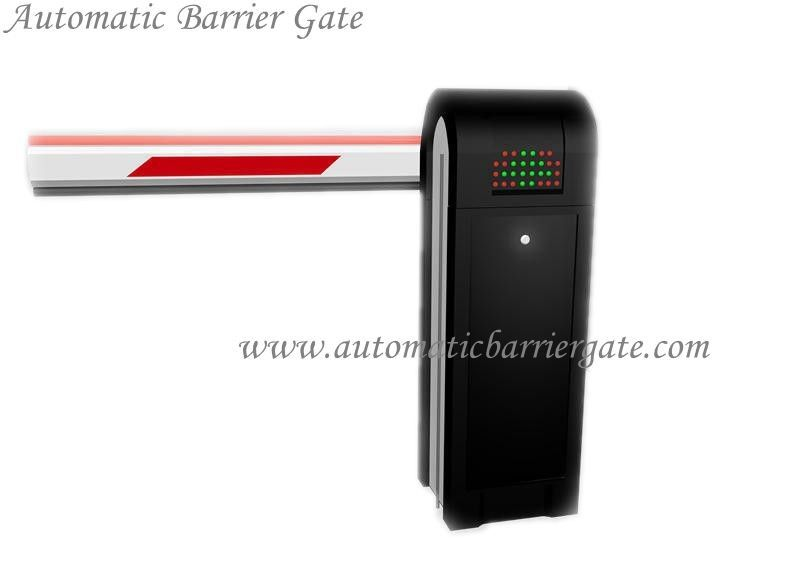 3S/6S Customizable Reliable Car Painting Luxury Automatic Barrier Gate for School, Hospital, Living Area, Government आपूर्तिकर्ता