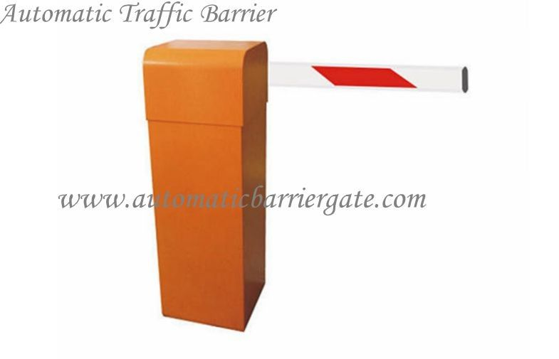 Highway Automatic Traffic Barrier Gate 1.8s For Car Parking Lot आपूर्तिकर्ता