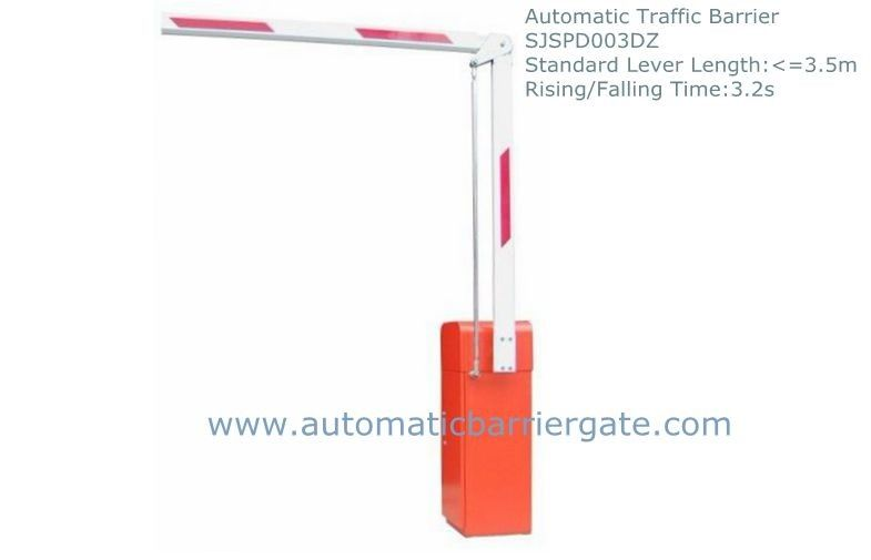 3.2s Heavy Duty High Integration Customizable Reliable Powder Coating  Automatic Traffic Barrier Gate आपूर्तिकर्ता