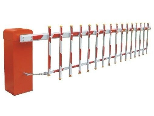 6s Customizable Reliable Powder Coating Barrier Gate System for Living zone, School, Hospital, Government आपूर्तिकर्ता