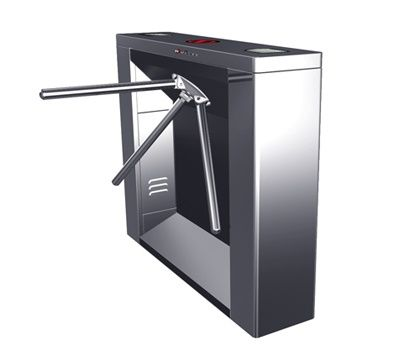 Digital Magnetic Card Stainless Steel Tripod Turnstile Gate, Subway Entrance Barrier आपूर्तिकर्ता