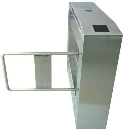 Two-way Direction 180 Angle 304# Stainless Steel Automatic Swing Gate Barrier AC220V 50Hz आपूर्तिकर्ता