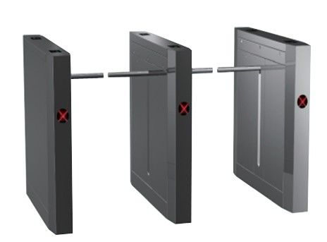3s Stainless Steel Outdoor Dual Way 180 Angle Barrier Arm Gates with Magnetic Card, Barcod आपूर्तिकर्ता
