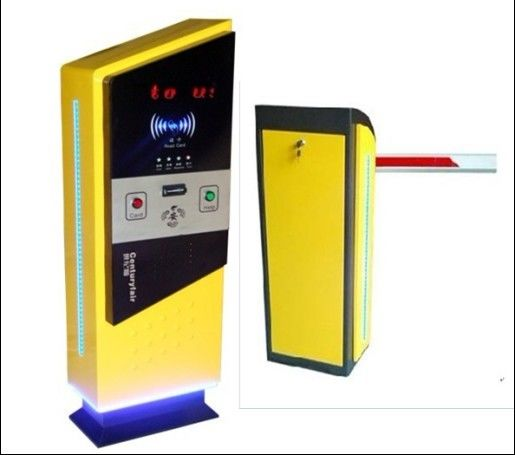 IC / ID Temporary Card Intelligent Car Parking System Management with LED Display आपूर्तिकर्ता